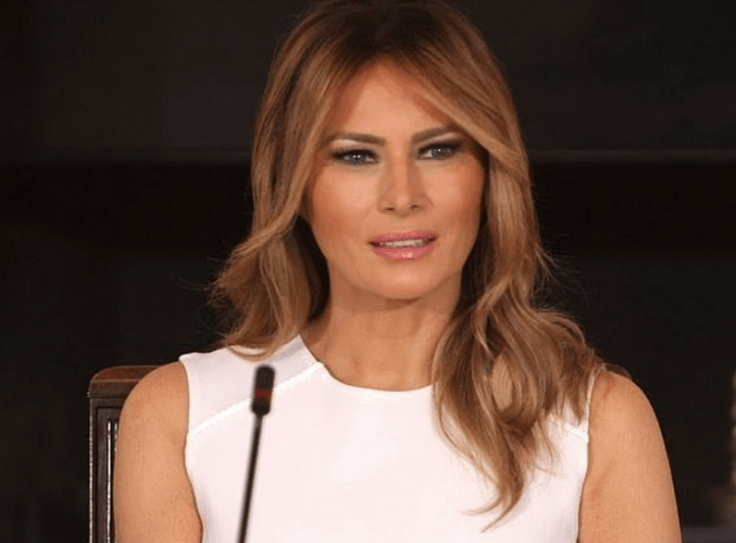 Melania Trump's Tapes Leaked by Stephanie Winston