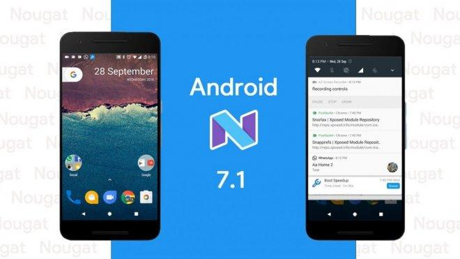Android 7 1 1 developer preview 2 images now live for Nexus 6P