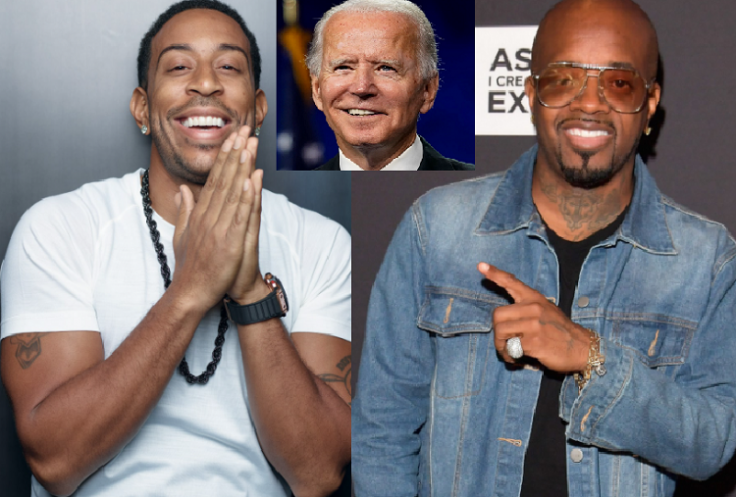 Biden Campaign Enlists Jermaine Dupri, Ludacris for Ads Focusing on Black Voters