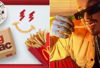 McDonald's J Balvin Meal