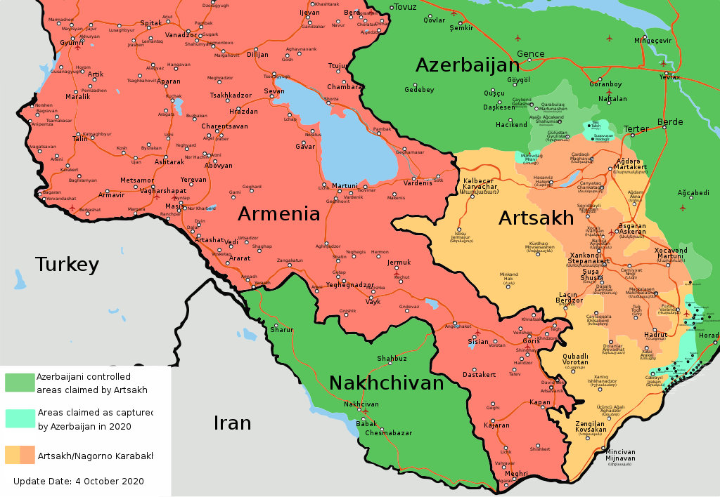 Azerbaijan, Armenia accuse each other of truce violations