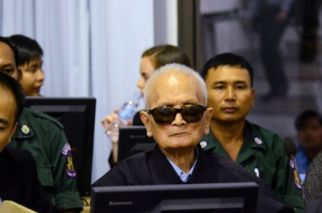 Top Pol Pot accomplice Nuon Chea left to die in jail as final appeal turned down