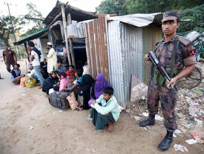 Rakhine Rohingya crisis: 'Myanmar government legitimising genocide'