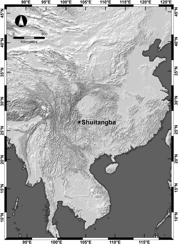 Shuitangba