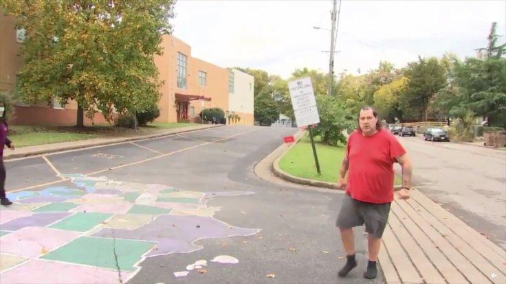 Nashville man attacks news channel crew