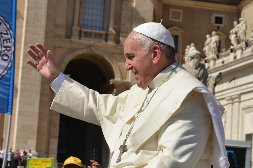Case of Covid-19 reported in Pope's Vatican residence