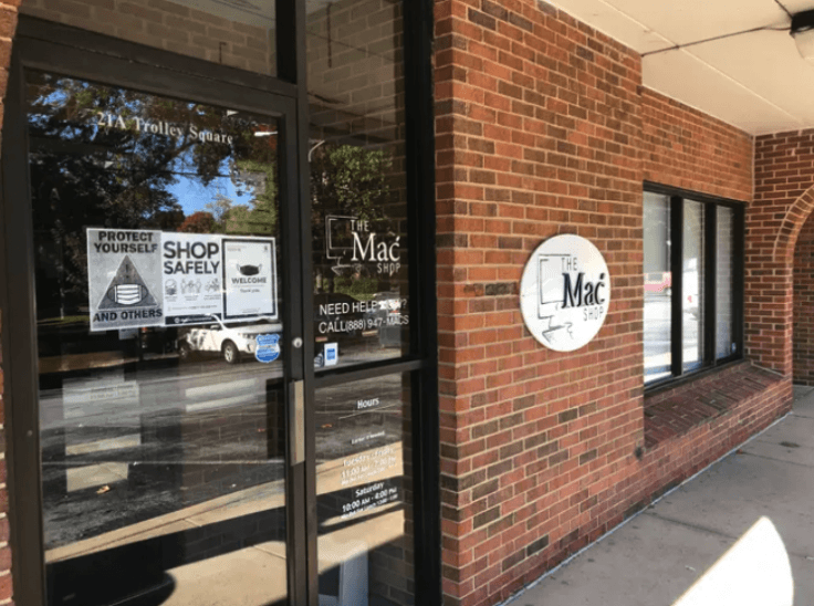 The Mac Shop