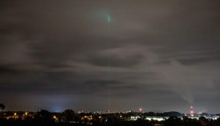 laser beam in UK