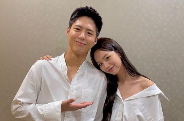 Park Bo Gum Lee Hyeri