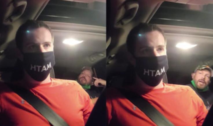 Uber passenger hurls homophic slurs