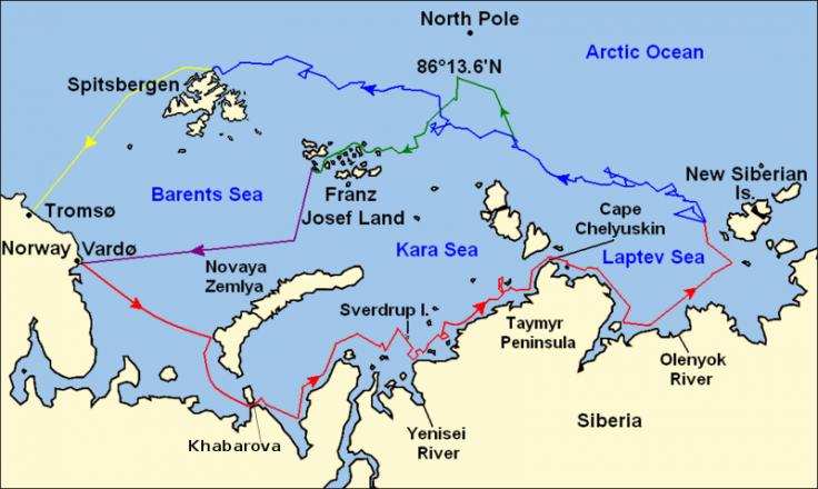 Laptev Sea