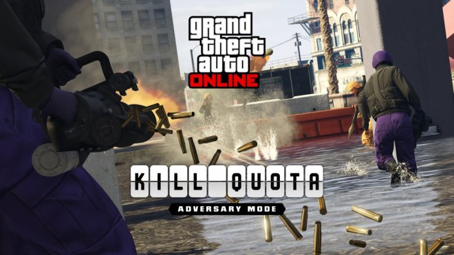 GTA Online: Kill Quota Adversary mode