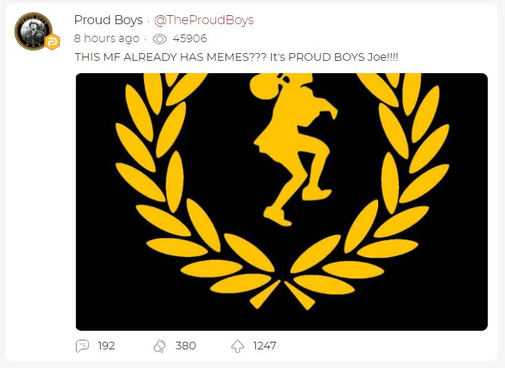 The Proud Boys
