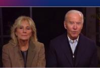 Joe Biden and Jill Biden,