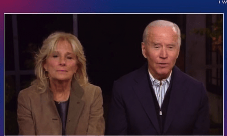 Joe Biden and Jill Biden,