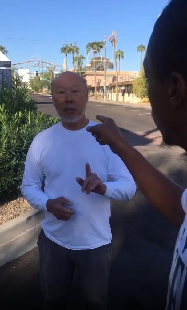 Arizona realtor Paul Ng