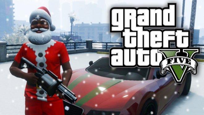 GTA 5 Online: Christmas DLC