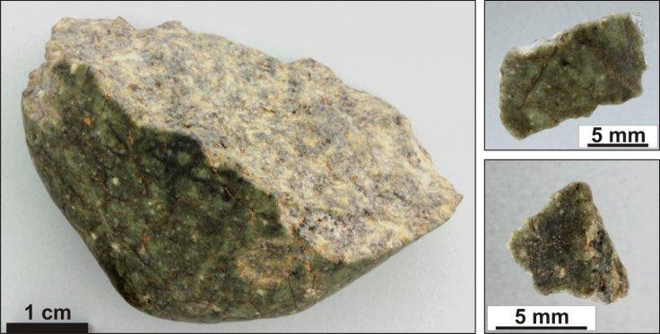 new mineral