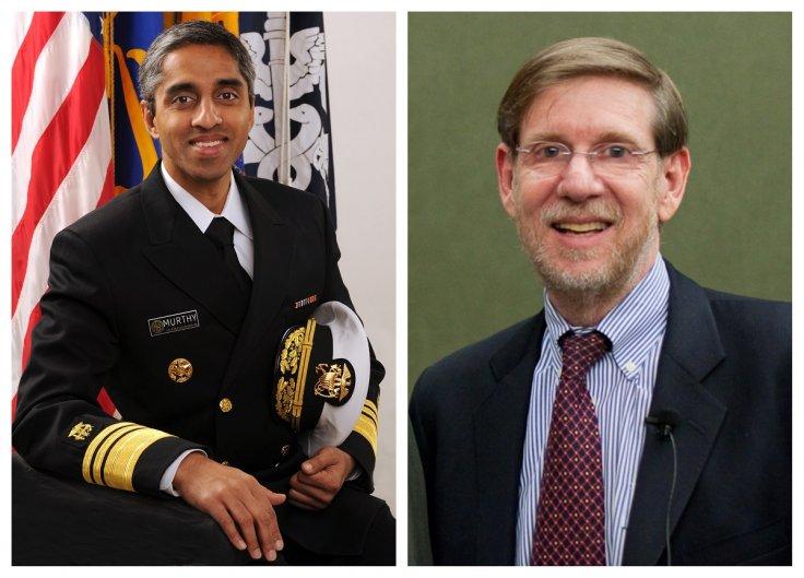 Vivek Murthy and David Kessler