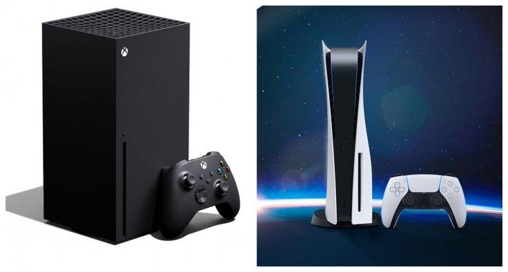 Xbox SX vs PS5