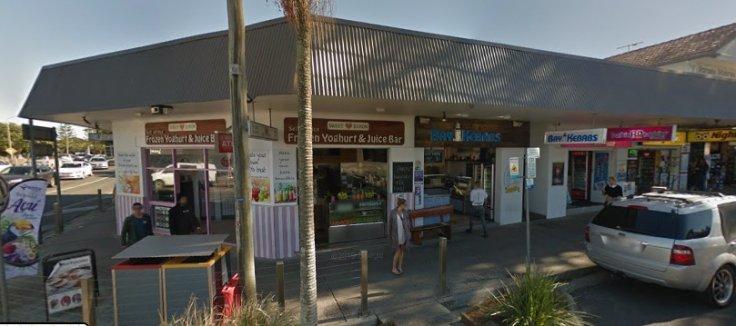 Australian juice bar