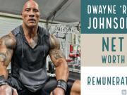 Dwayne's Johnson's Net Worth