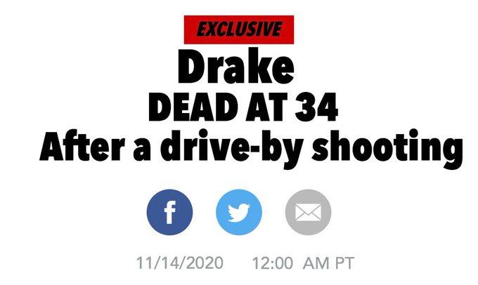 drake death