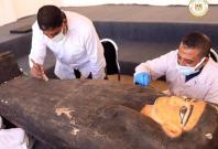 Egypt archaeology