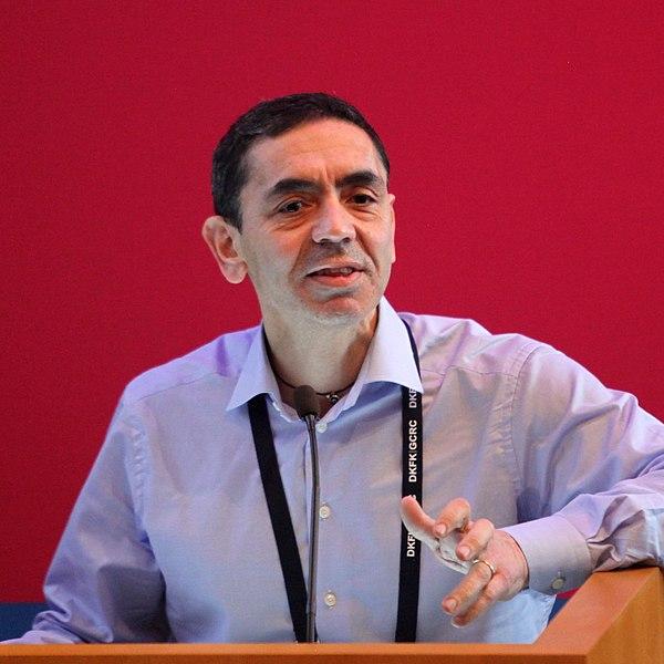 Professor Ugur Sahin