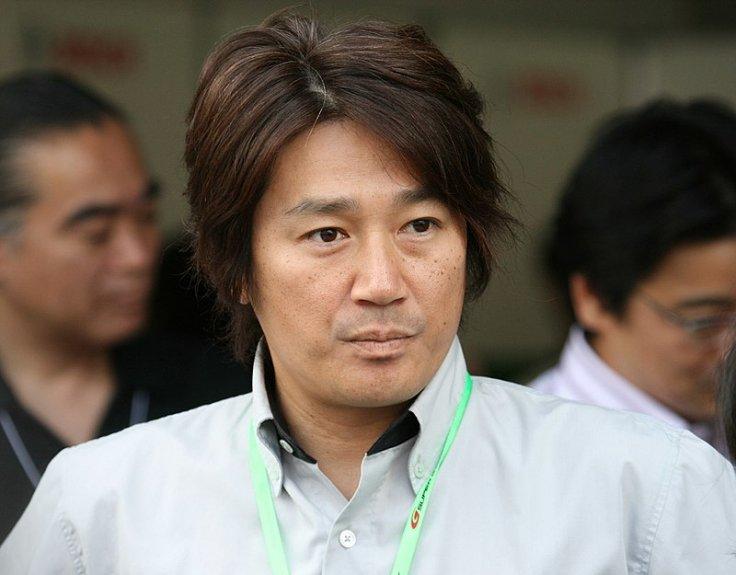 Japanese singer Masahiko Kondo aka Matchy