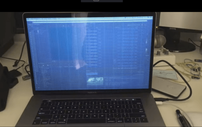 Graphics card issues with MacBook Pro 2016