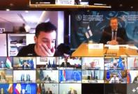 EU meeting gatecrashed by journalist