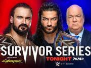 WWE Survivor Series Live Streaming