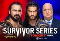 WWE Survivor Series Live Streaming