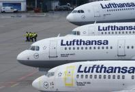 Lufthansa cancels 35 flights on Sunday as strike enters fifth day