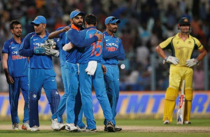 India vs Australia 2020 Fixture