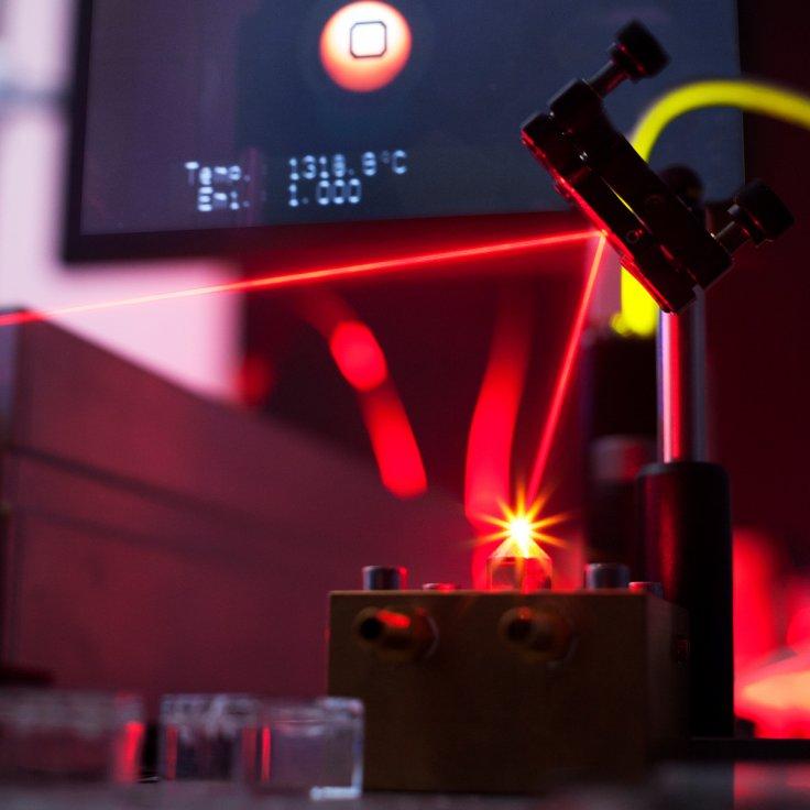 Laser Furnace