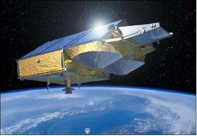 CryoSat-2 spacecraft