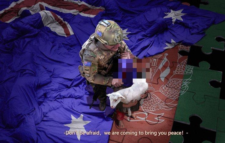 Australia soldier photo