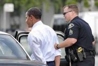 Obama arrest
