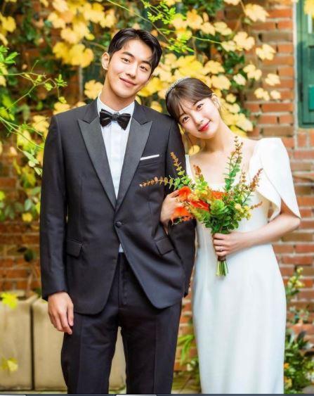 Suzy Nam Joo Hyuk