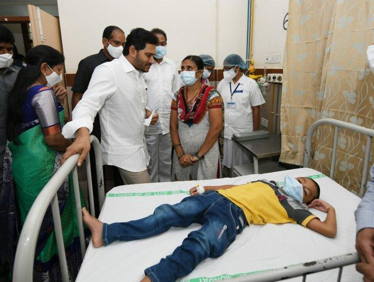 Andhra Pradesh mystery illness