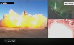 SpaceX Starship SN8