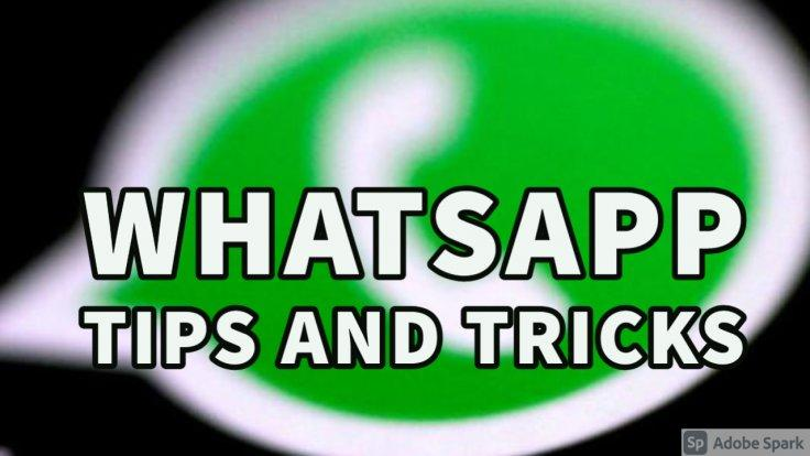 WhatsApp Tips and Tricks 2020 and 2021