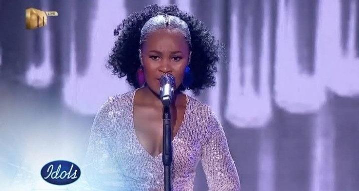 Idols SA Winner: Zama