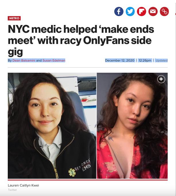 New York Post article