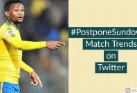 Madisha Fans Want Sundowns' Match Delayed