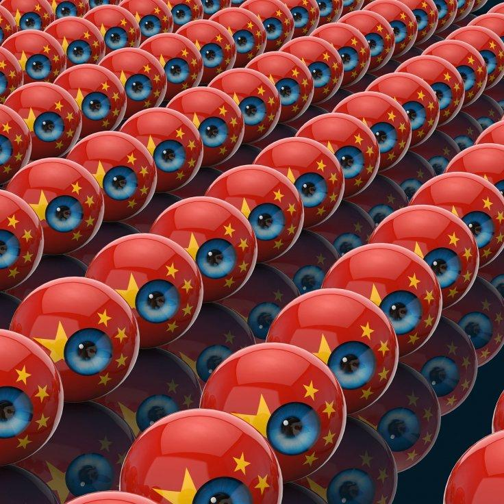 China surveillance
