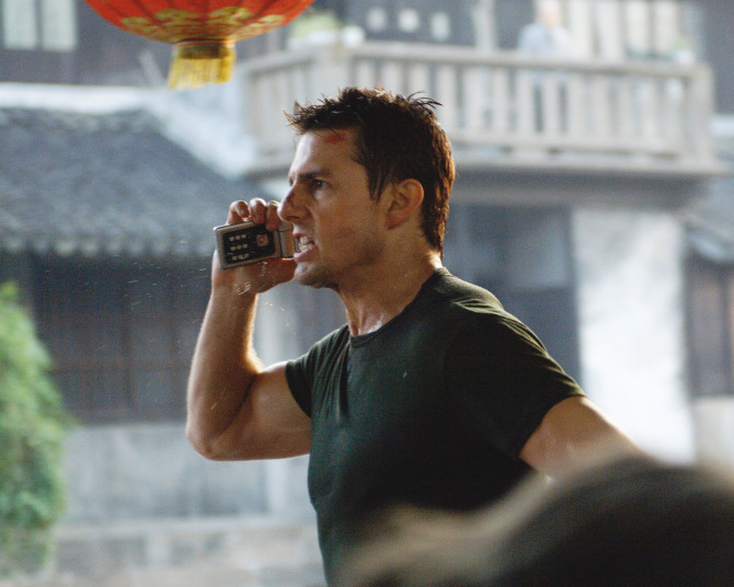 In Leaked Audio, Tom Cruise Rages After COVID Rule Broken