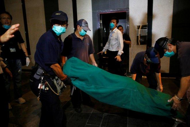 36-year-old man dies unnatural death in Sembawang